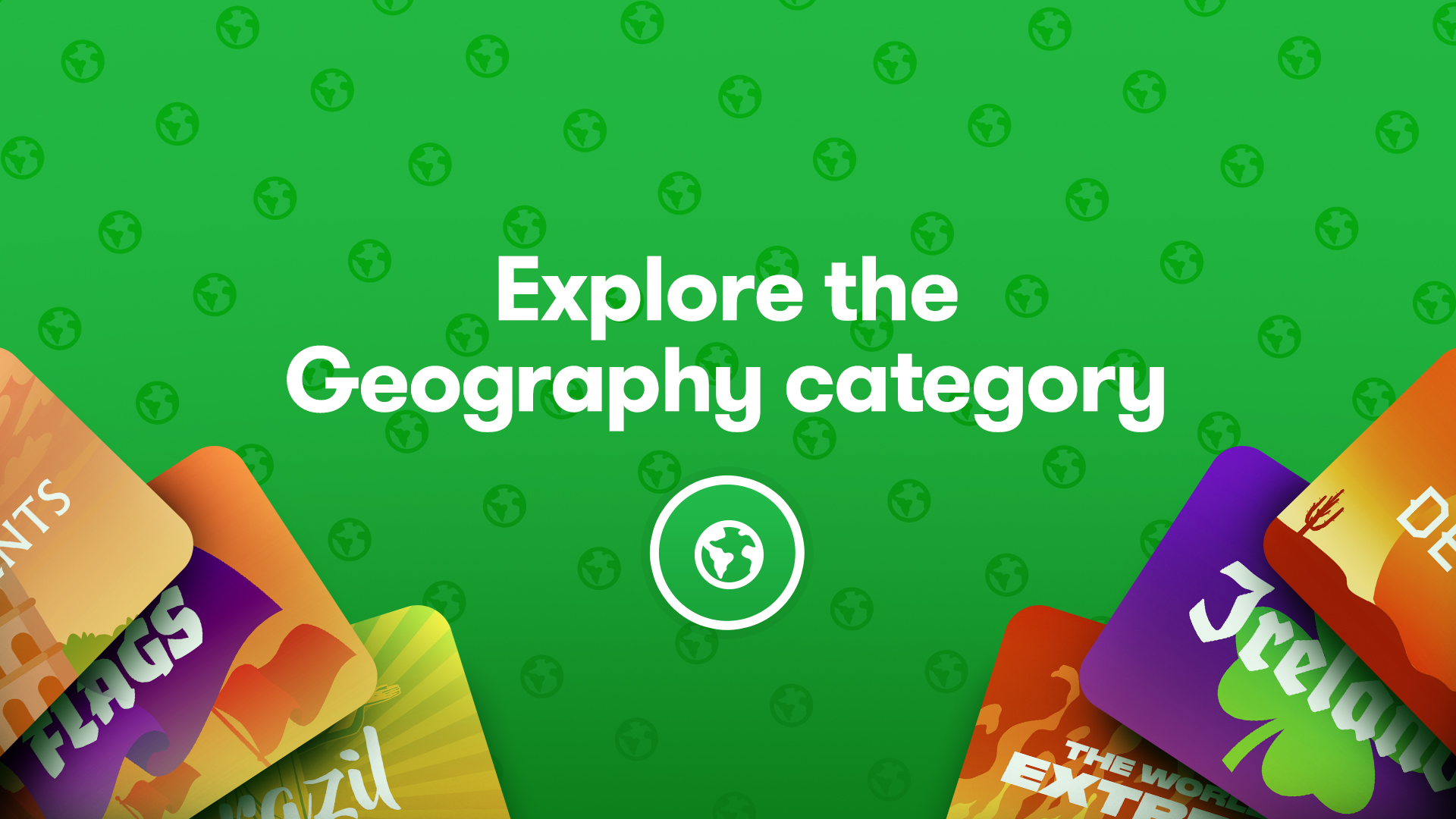 Explore the Geography category