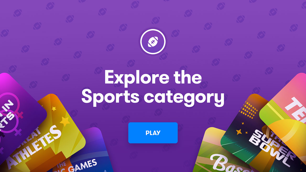 Explore the Sports category