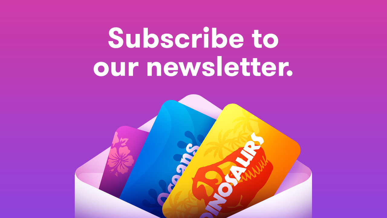 Subscribe to our newsletter.