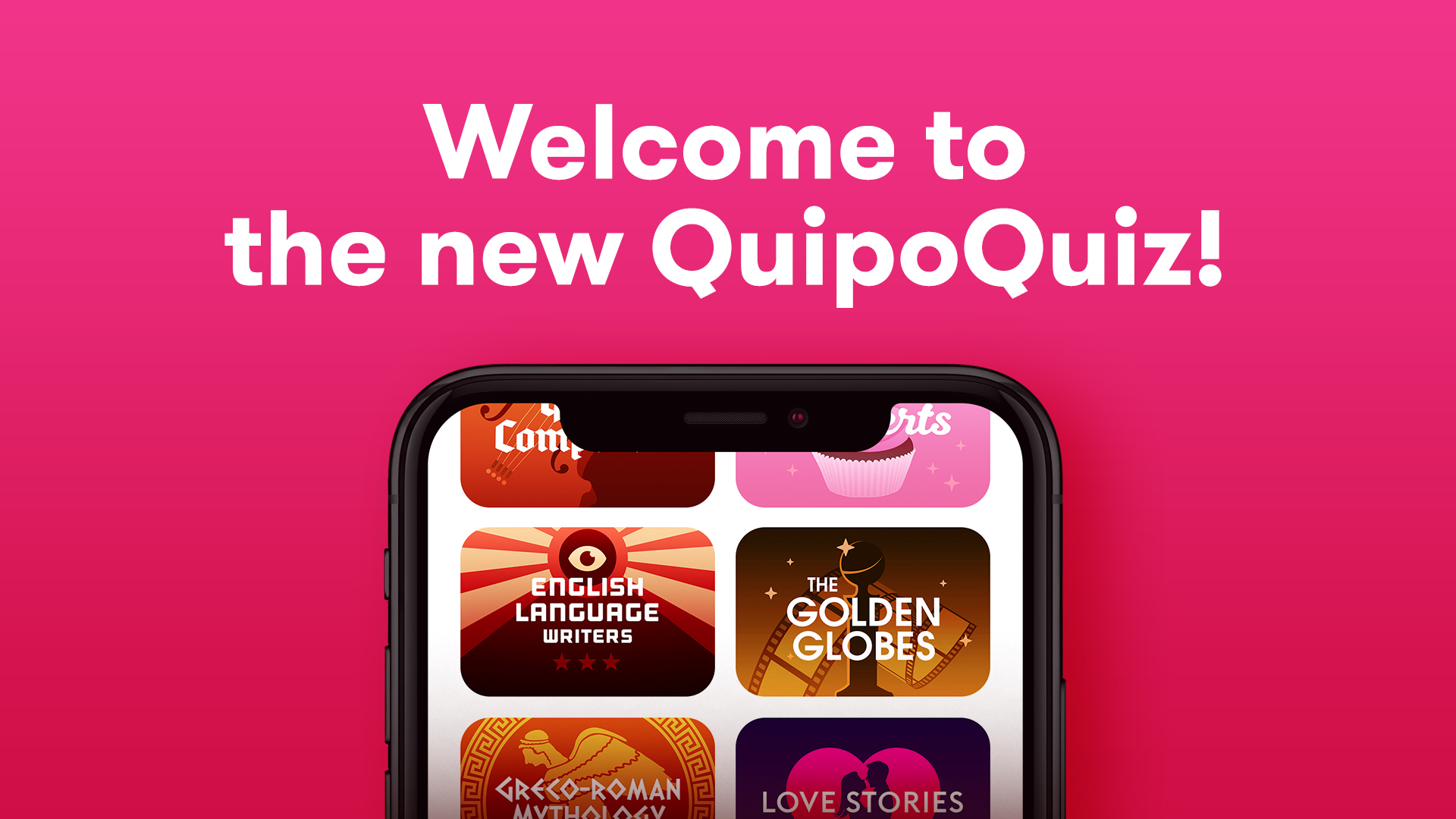 Welcome to the new QuipoQuiz