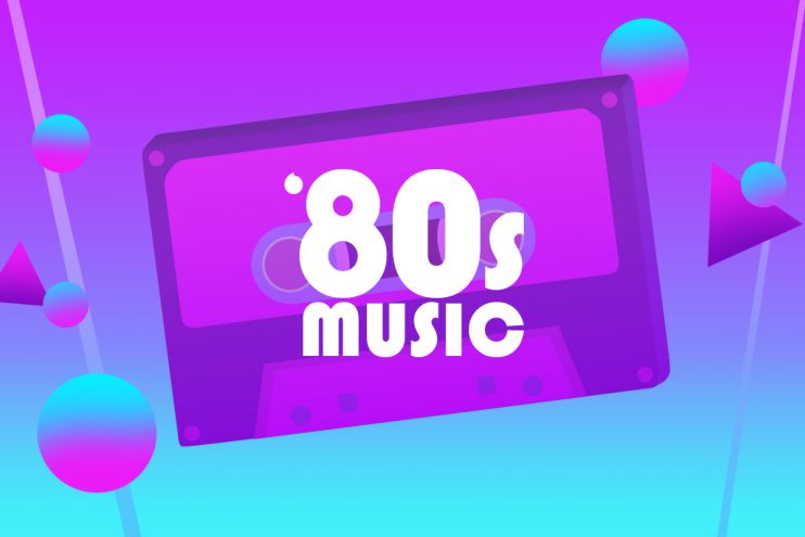 Music from the '80s