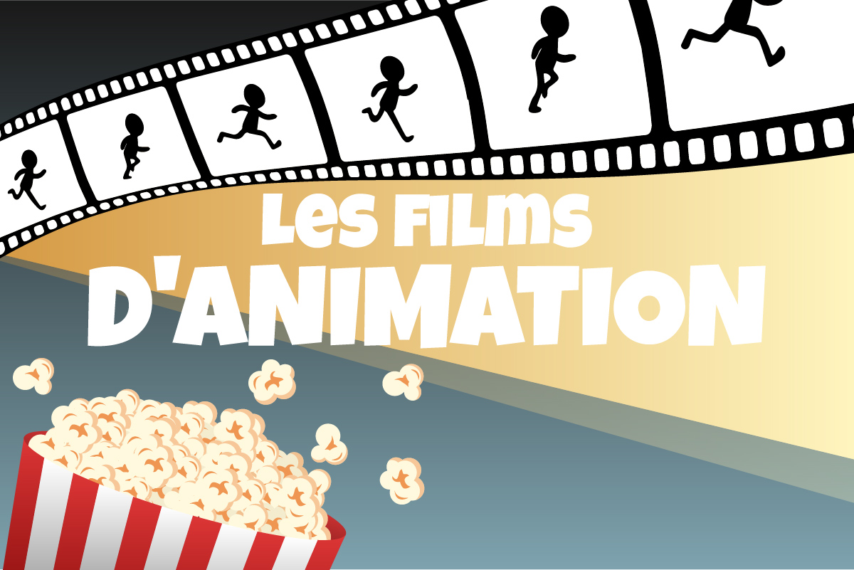 Les films d'animation
