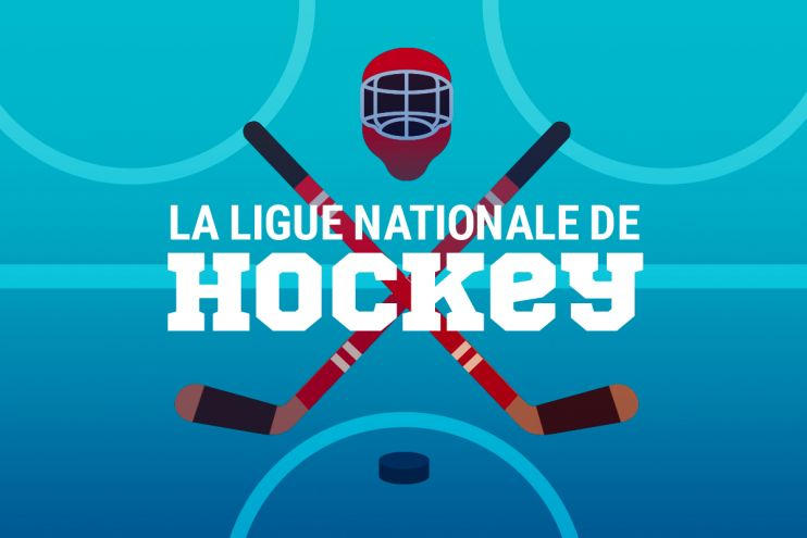 La Ligue nationale de hockey
