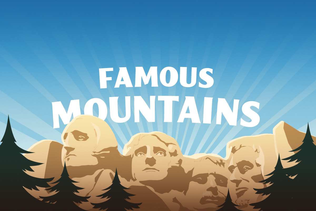 Famous Mountains