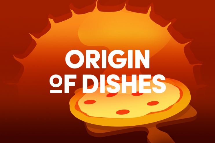 Origin of dishes