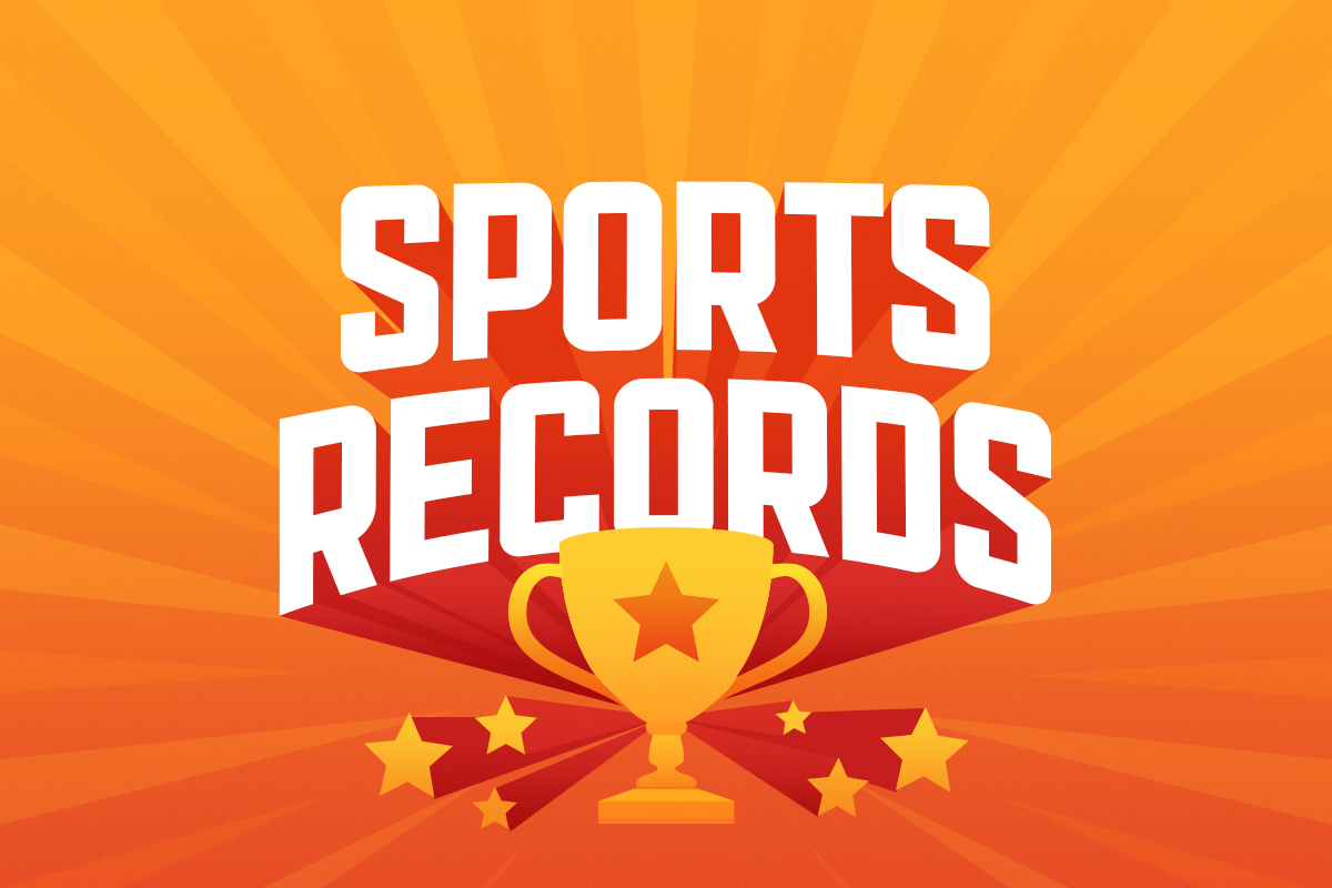 Sports records