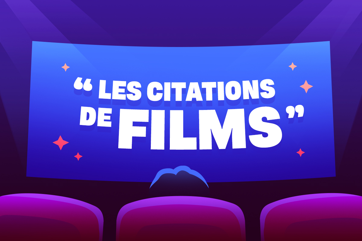 Les citations de films