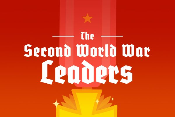 The Second World War Leaders